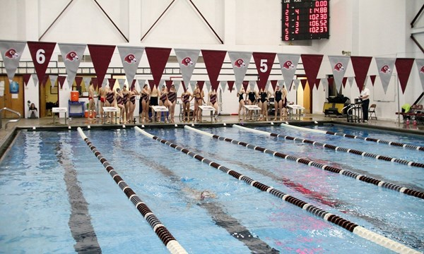 Feaster Center Pool Facilities Fairmont State University