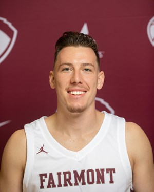 Jack Kelsheimer 2019 20 Men S Basketball Fairmont State