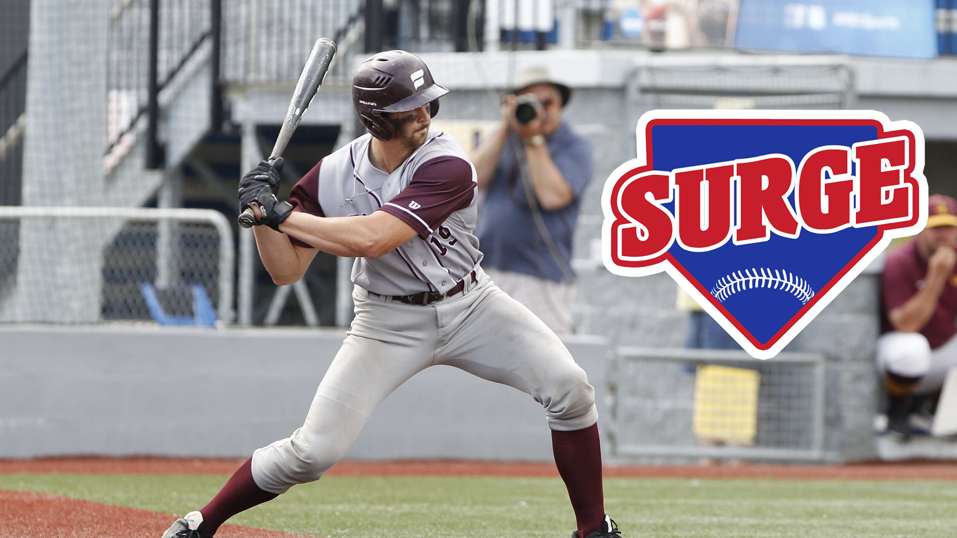 Hill Signs Professional Contract With Saranac Lake Surge